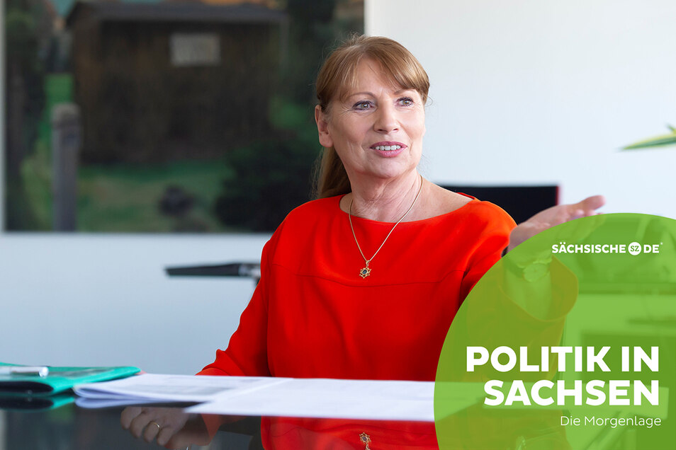 Sachsens Gesundheitsministerin Petra Köpping will Geimpften mehr Rechte in der Pandemie einräumen.