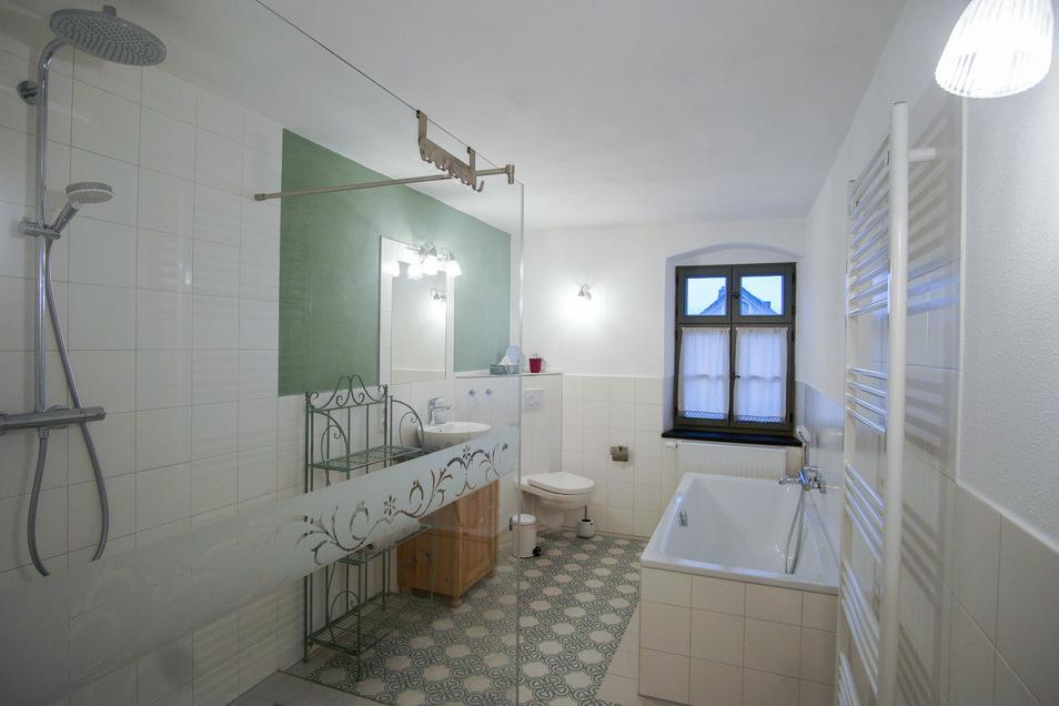 Viel Wert legen Proskes auf Details. Der Stil des historischen Anwesens wurde erhalten. Trotzdem hielt auch die Moderne Einzug.