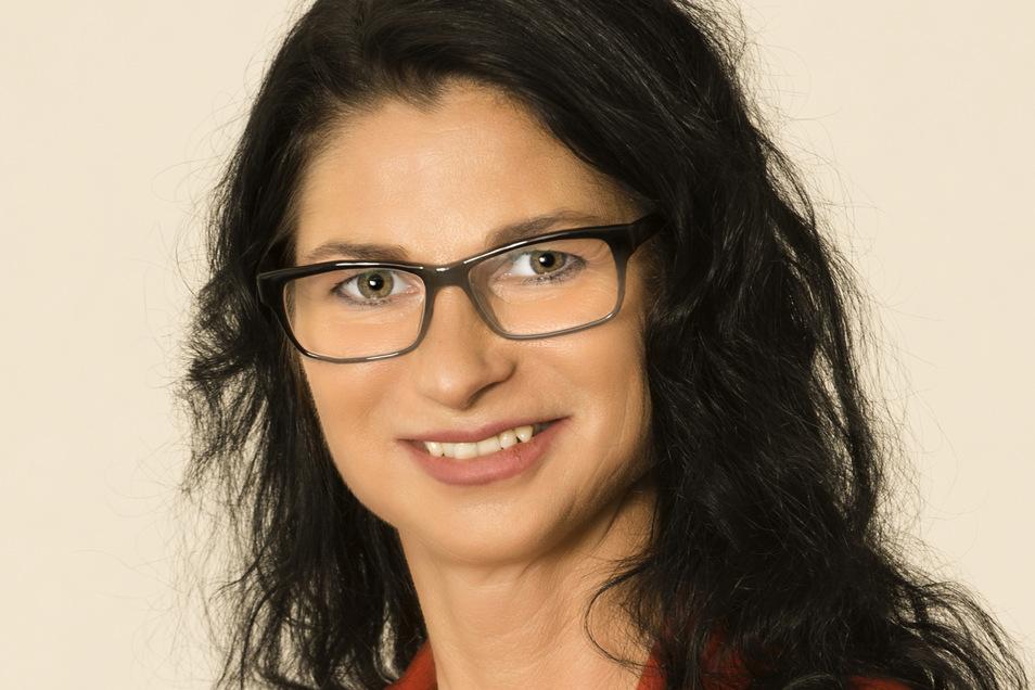 """Daniela Lobe (41, Linke) arbeitet für den Linken-Landtagsabgeordneten und will nun auch selbst aktiv Kommunalpolitik gestalten. """"Gegensätzliche Interessen führen zur Befürwortung oder Ablehnung des IPO."""""""