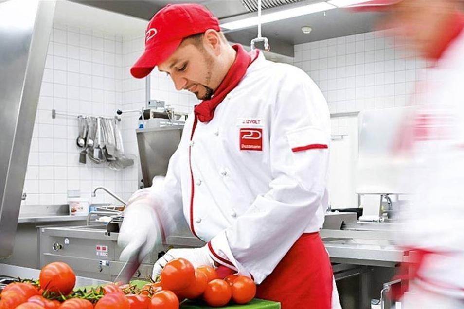 Dussmann Service Niederlassung DD: 1140 Mitarbeiter