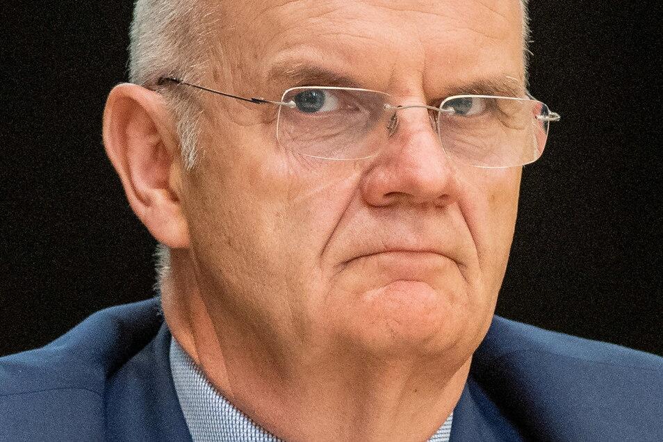 Dr. Lothar Beier ist im siebten Jahr Erster Beigeordneter des Landrates.