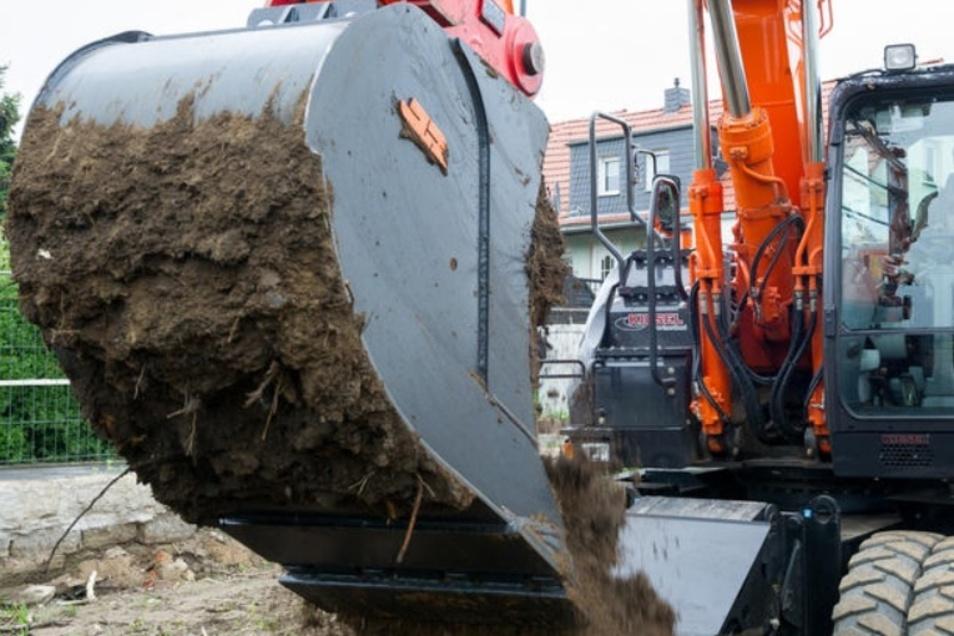 Oft kappen Bagger Stromleitungen. Am vergangenen Mittwoch war das an einer Mittelspannungsleitung in der Neustadt passiert, sodass der Strom im Regierungsviertel ausfiel.