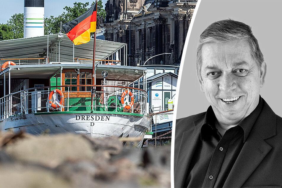 Warum sollte der Freistaat nicht der neue Investor für die Dampfer sein, fragt sich Sächsische.de-Reporter Christoph Springer - und hat gleich ein paar Gegenargumente.