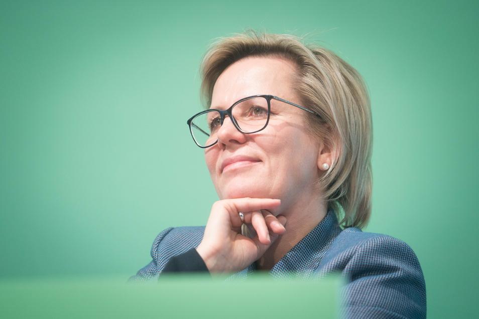 Sachsens Kunstministerin Barbara Klepsch (CDU) will 2021 zum Jahr der Wiederöffnungen und Wiederbegegnungen machen.