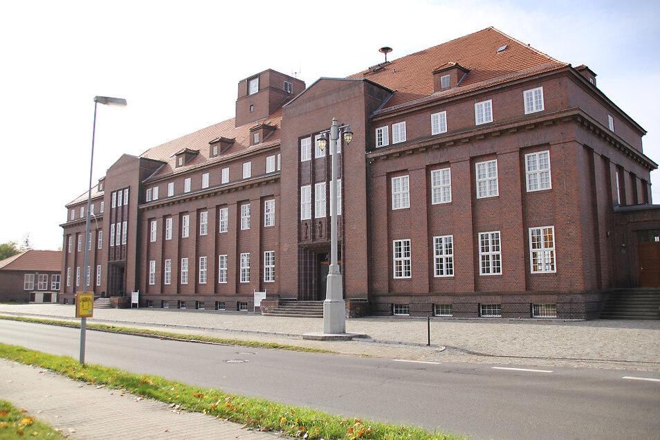 Die ehemalige Brifa-Verwaltung ist ein Tagungsort und Hotel zugleich.