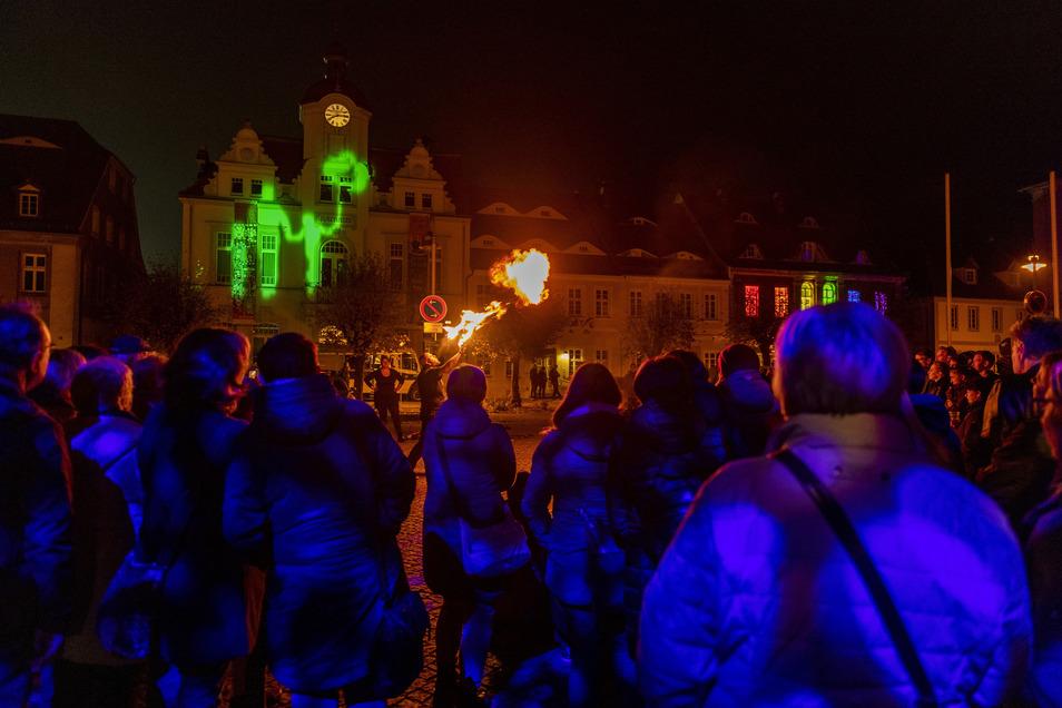 Bisher haben die Ostritzer das Friedensfest ohne Auflagen feiern dürfen. Das ist dieses Jahr anders.