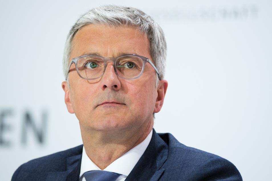 Rupert Stadler, früherer Vorstandsvorsitzender der Audi AG