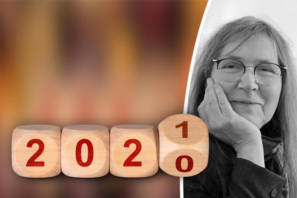 Ein Ritual will Jane-Ann Igel auch 2021 nicht ändern: die morgendliche Fahrradrunde am Stadtrand, vor Frühstück und Schreibtisch.