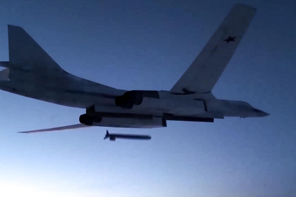 Die Nato hat nahe dem Bündnisgebiet eine ungewöhnlich hohe Zahl russischer Militärflugzeuge registriert (Symbolbild).