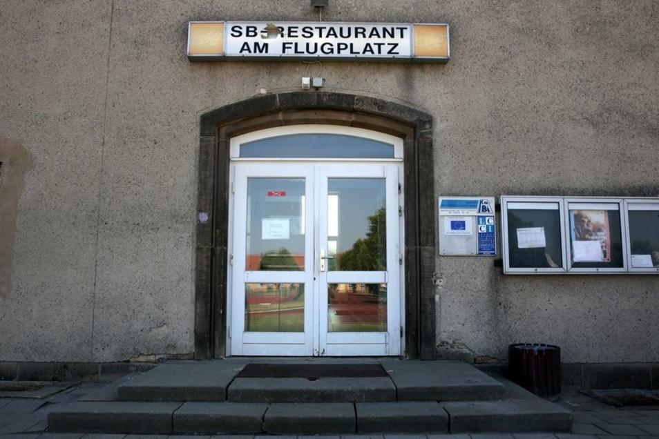 Auch ein SZ-Restaurant gab es.