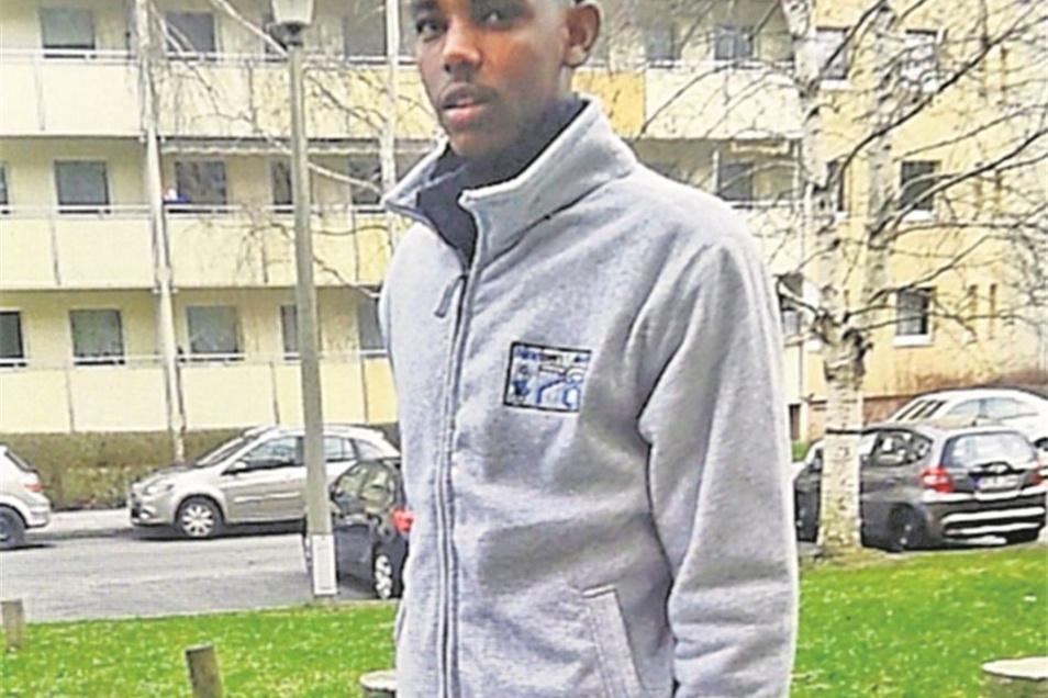 Khaled I. soll laut Bekannten seit drei Monaten in Dresden gewohnt haben.