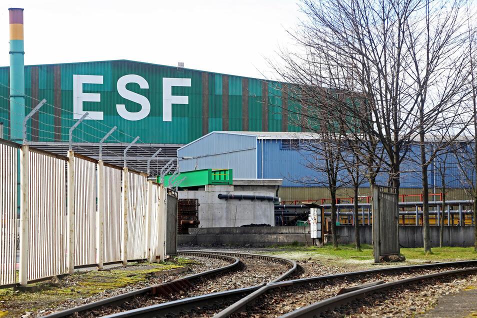 Nicht nur im Stahlwerk, auch bei den Drahtwerken (EDF) will Feralpi in diesem Jahr neue Anlagen in Betrieb nehmen.