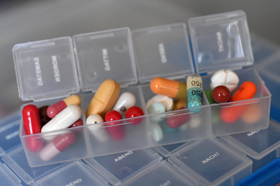 Deutschland ist bei Medikamenten von China und Indien abhängig.