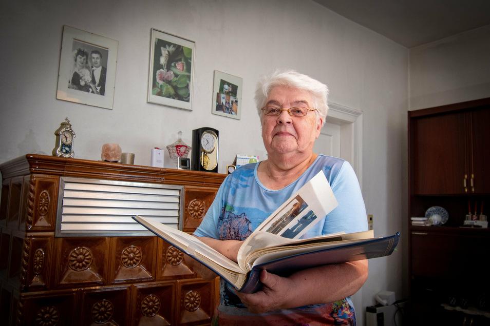 Brigitte Stolle aus Leisnig ist auf der Suche nach ihrem Halbbruder.