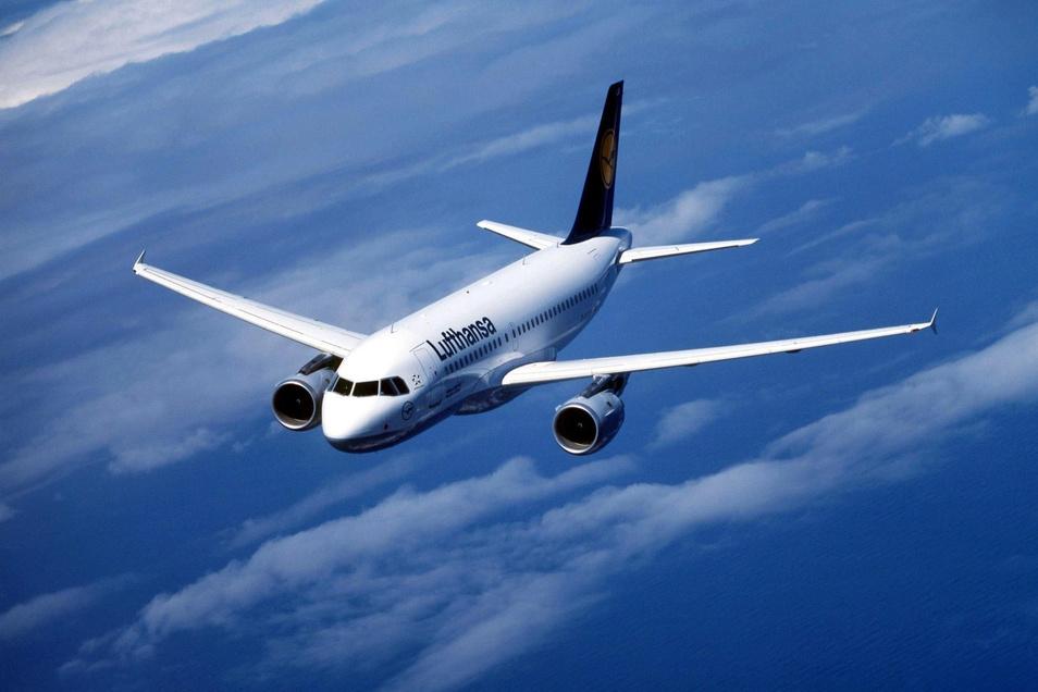 Die Lufthansa befördert viele innerdeutsche Passagiere. Viele davon sind jedoch Umsteiger für Verbindungen ins Ausland.