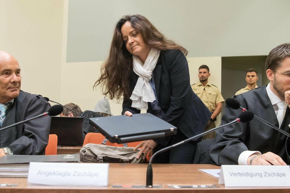 Beate Zschäpe wurde vom Oberlandesgericht München zu lebenslanger Haft verurteilt.