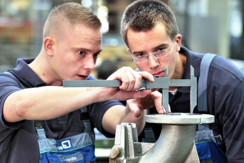 das Bildungszentrum Lausitz bietet jetzt  auch die Verbundausbildung Metall an