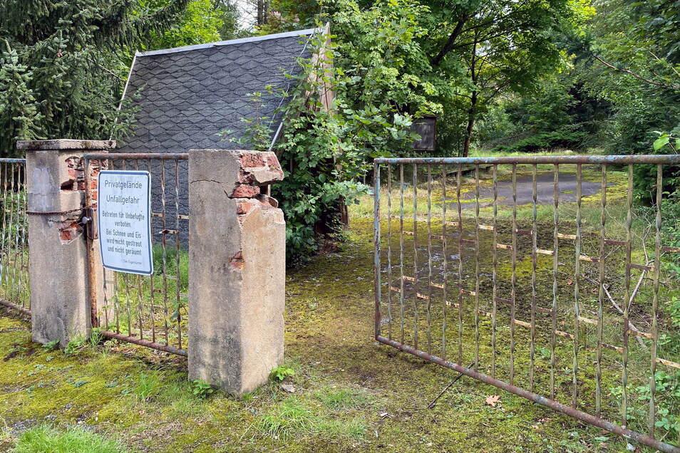 Seit 30 Jahren liegt das Gelände des ehemaligen Ferienlagers in Oybin brach.