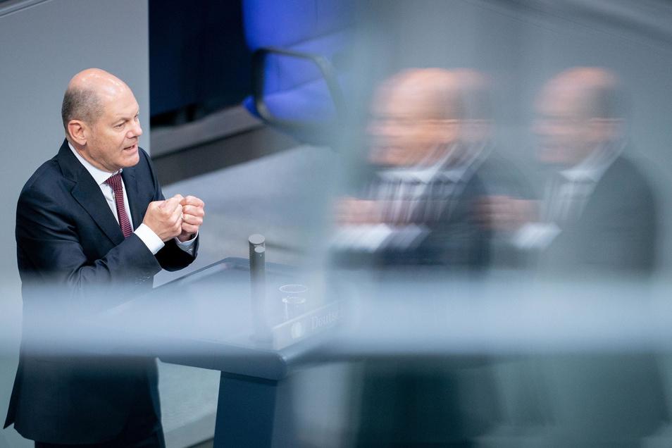 Finanzminister Olaf Scholz will Anfang Juni ein Konjunkturprogramm vorlegen, das neuen Schwung für die Wirtschaft und damit Wachstum bringen soll.