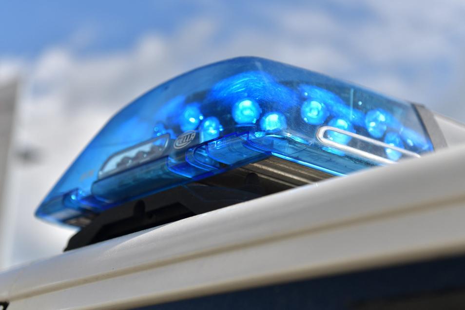 Bundespolizisten haben jetzt bei Bautzen zwei Schwarzarbeiter entlatvt.