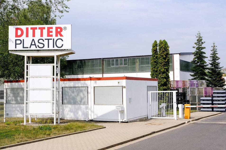 Die Firma Ditter Plastic im Neusörnewitzer Gewerbegebiet an der Köhlerstraße soll bis Ende November komplett geschlossen werden.