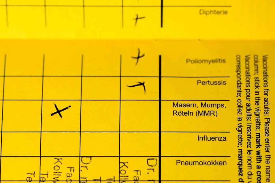 Wer eine Kita besucht, muss gegen Masern geimpft sein.