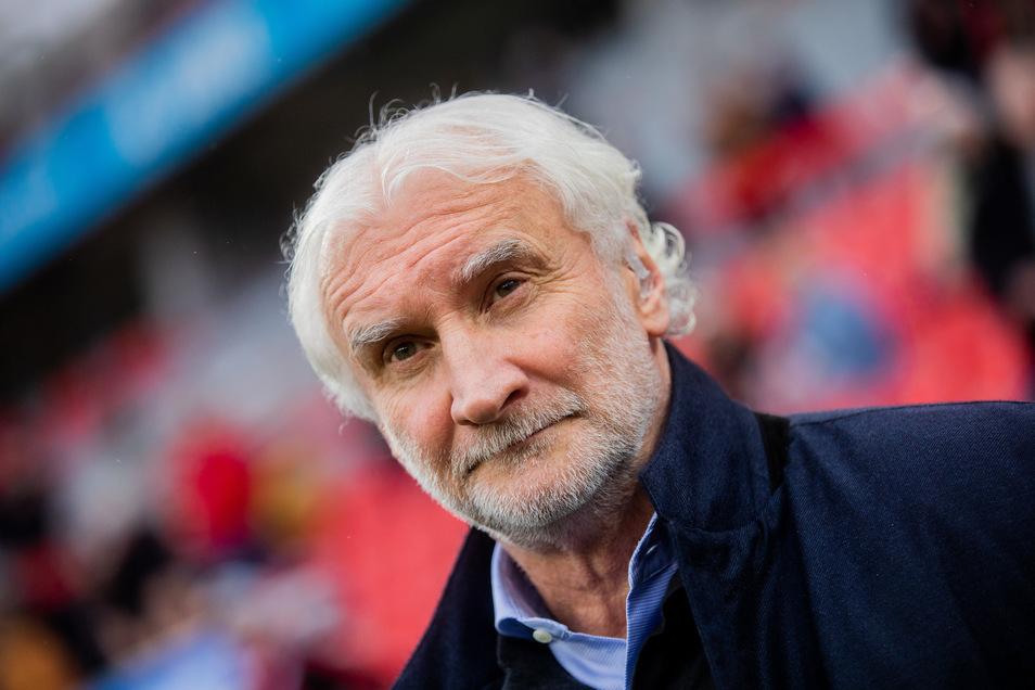 Rudi Völler wird am Ostermontag 60 Jahre alt.