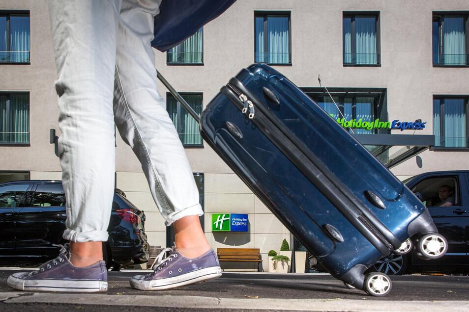 Mehrere Hotelketten wollen in Dresden neue Hotels eröffnen.