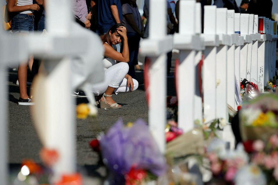 Unter den 22 Toten vom Anschlag in El Paso soll sich auch ein Deutscher Staatsbürger befinden.