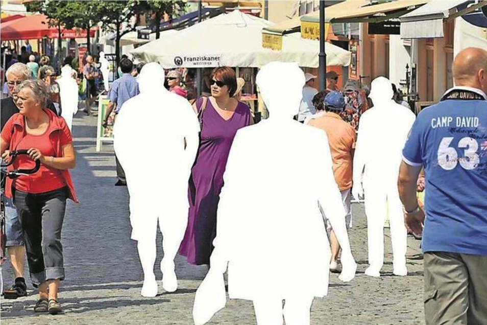 Zittau hat seit 1990 fast die Hälfte der Einwohner verloren.