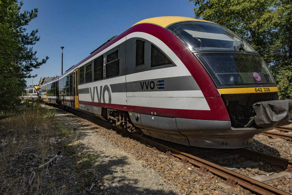 Auf der Regionalbahnlinie 33 zwischen Dresden und Königsbrück ändern sich mit dem Fahrplanwechsel die Abfahrtzeiten.