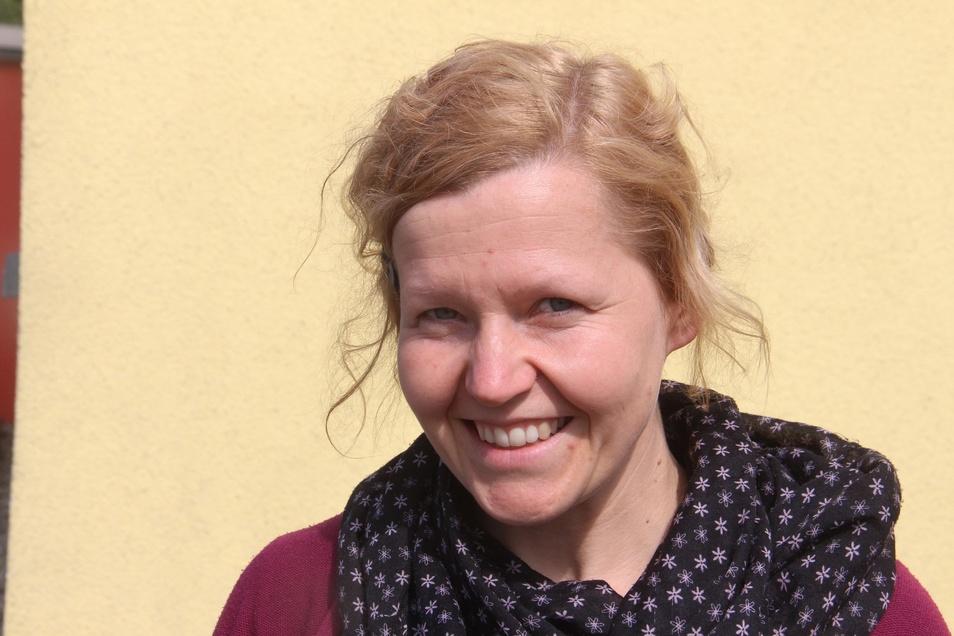 Franziska Mättig (39), Erzieherin, Quoos:Die Unterstützung für den Jugendclub in Quoos sollte weiterlaufen, damit der sich eine neue Unterkunft einrichten kann. Der Spielplatz an der Windmühle sollte erneuert werden. Es fehlt ein Anlaufpunkt, wo die Kinder sich treffen können.