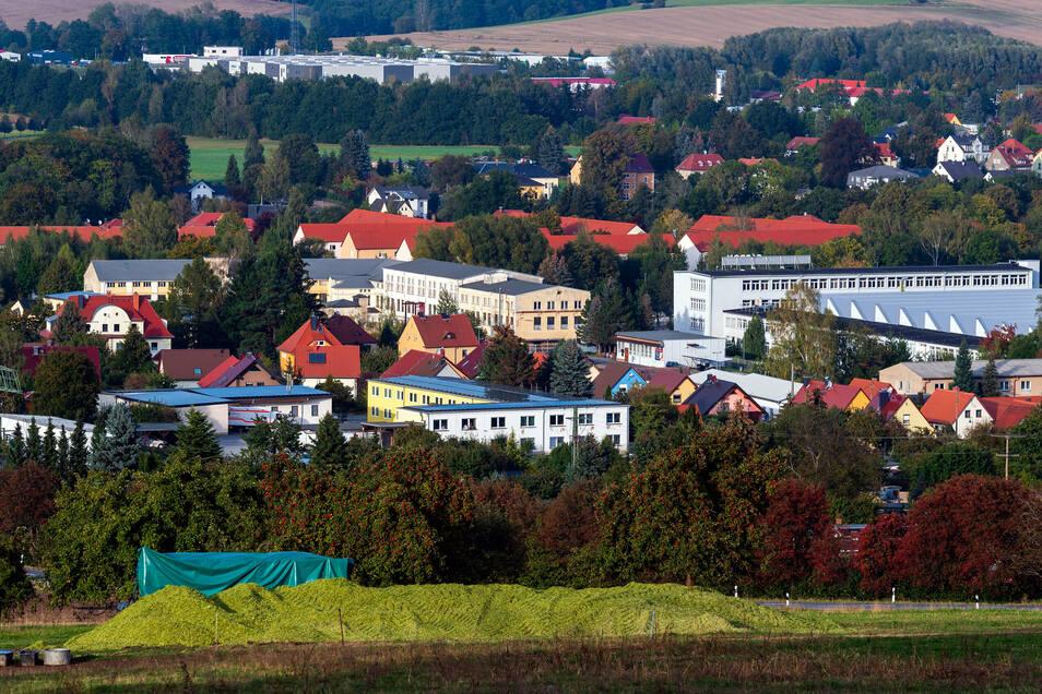 Neustadt in Sachsen ist strategisch günstig gelegen. Wer neue Einwohner anlocken will, muss für die aber auch Platz zum Wohnen haben.