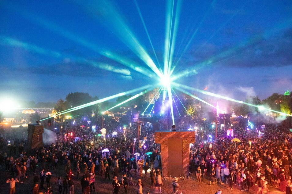 Beim Fusion-Festival waren rund 70.000 Besucher.