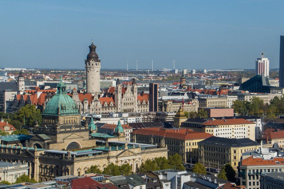 Leipzig wächst zwar schneller als Dresden. Dafür kann die Elbe-Stadt in anderen Bereichen punkten.