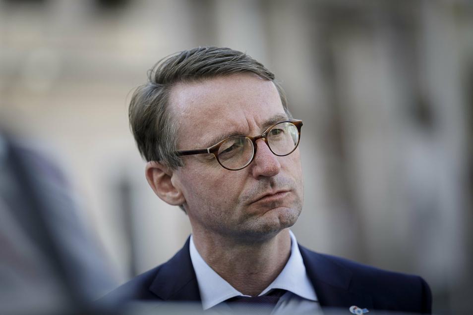 Den Ruf, arrogant zu sein, wird er schwer wieder los: Roland Wöller.
