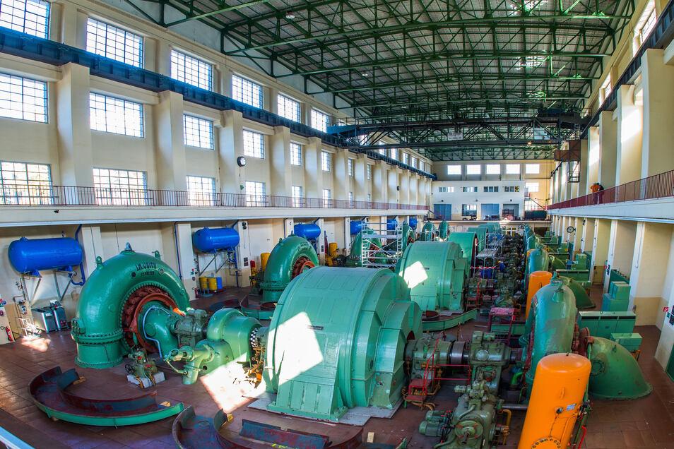 Die Technik ist veraltet, mindestens 90 Millionen Euro würde eine Modernisierung der Anlage kosten. In einem Industriemuseum könnte sie erhalten bleiben.