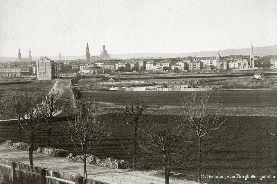 Dresden vor 1900 - ein neues Buch gibt einzigartige Einblicke in das Dresden von früher.