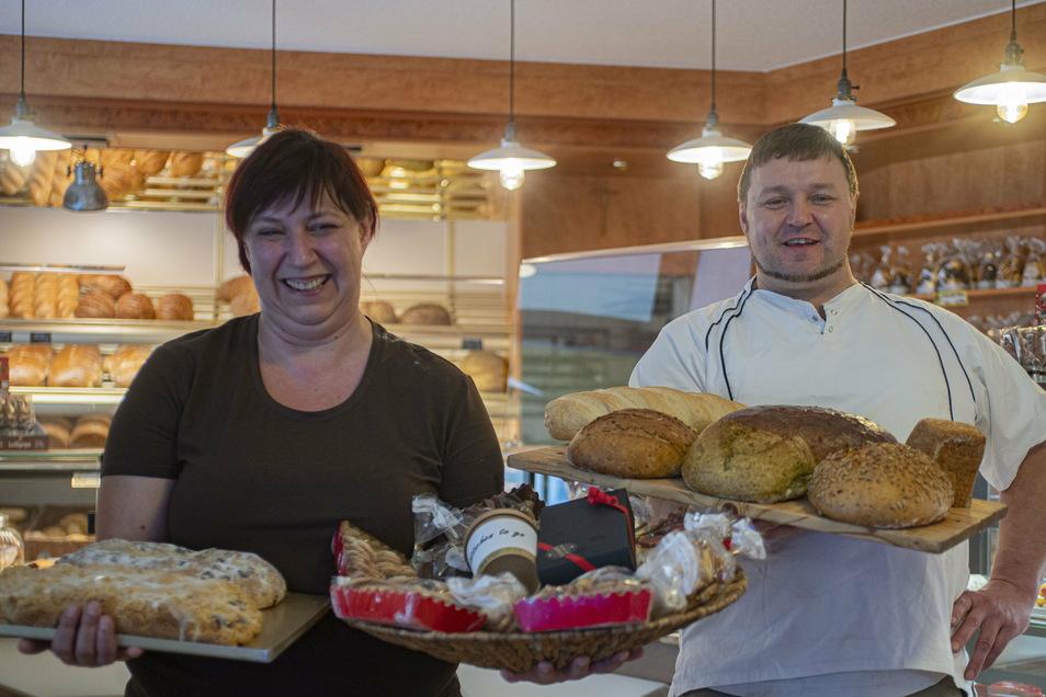 Die Kamenzer Bäckerei Selnack feiert ihr 20-jähriges Bestehen.