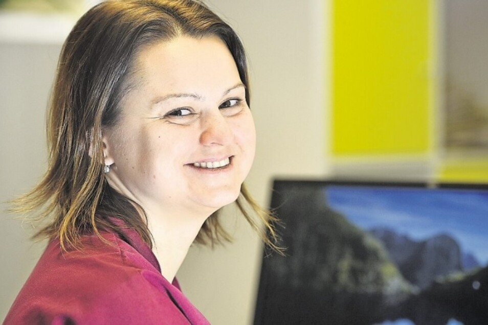 Praktiziert seit Januar 2018 allein in Hirschfelde, die aus der Slowakei stammende Ärztin MUDr. Katarina Lacnakova.