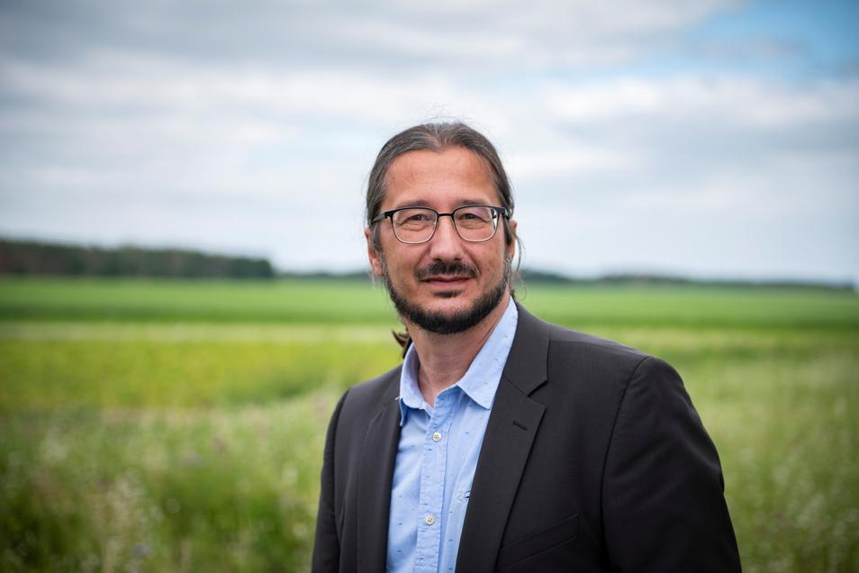 Dirk Mocker bleibt Thiendorfs Bürgermeister.
