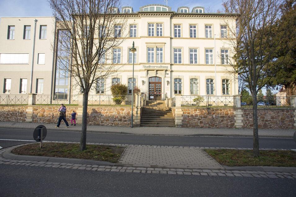 Das Rathaus informierte über die aktuellen Schüleranmeldungen.