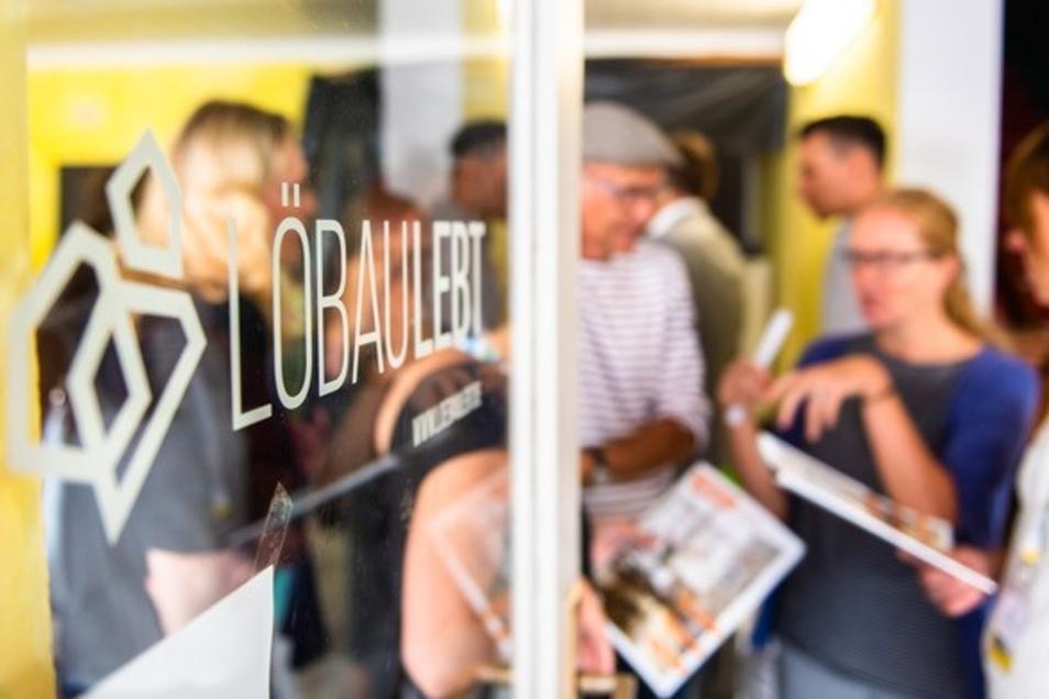 PLatz für Kreative und Freiberufler will Löbau lebt an der Bahnhofstraße in Löbau bieten.