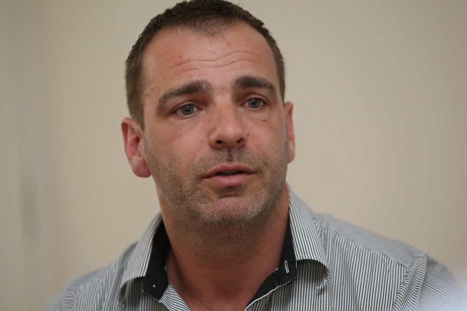 Der Pirnaer Stadtrat Thomas Mache: Sitzt er illegal im Kommunalparlament?