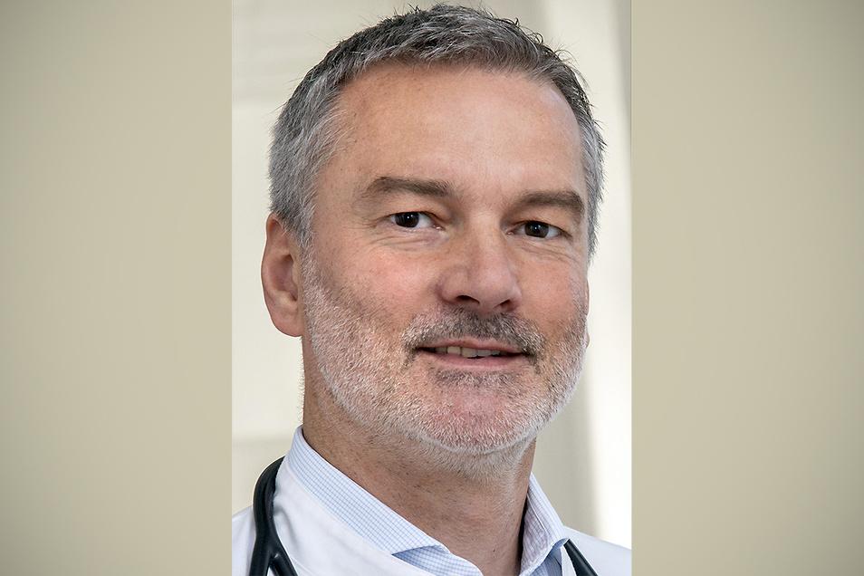 Prof. Jan Beyer-Westendorf ist Gefäß- und Intensivmediziner. Er leitet die Thromboseforschung an der Uniklinik Dresden.