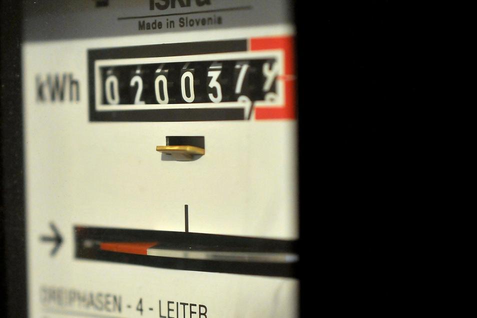 Um 1,31 Cent je Kilowattstunde steigt der Strompreis für Drewag-Kunden ab 1. April.