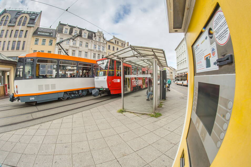 Görlitz führt die Vier-Fahrten-Karte im Nahverkehr wieder ein.