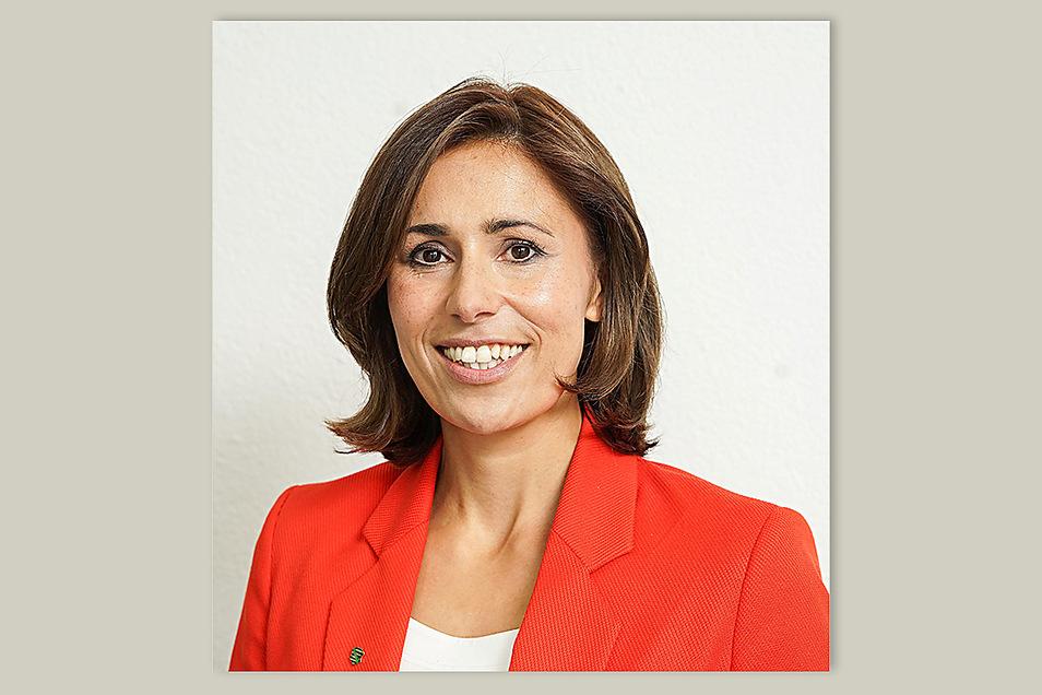Patricia Wissel sitzt für die CDU im sächsischen Landtag.