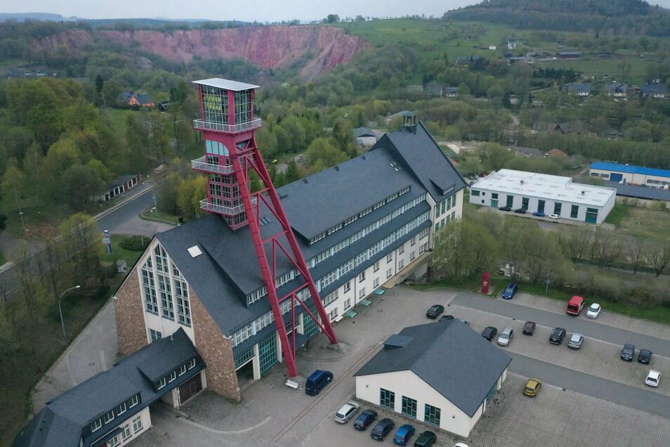 Bei der letzten Stadtratssitzung 2020 in Altenberg im Europark genehmigten die Räte den Haushalt.