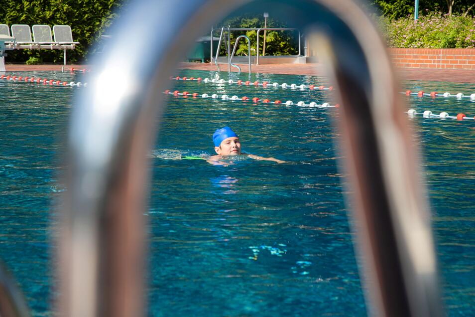 Schwimmunterricht für Grundschüler ist nach Corona wieder möglich.